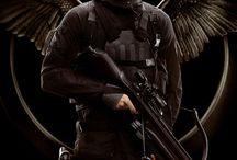 Hunger Games <3 / by Lisa Anne Bissonnette