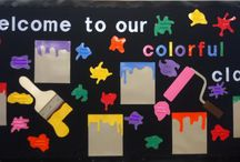 Bulletin Boards: Colors / by Polly Wickstrom