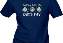 Embroidered EarthDay Apparel
