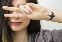 Tattoo Designs / Doodleskin's temp tattoo designs!