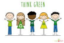 go green! / by Raddish Kids