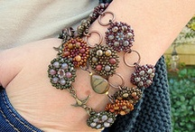 Jewellery with Seed Beads / Seed Bead Heaven  / by Lesley St Clair