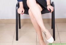 Sit Like a Lady