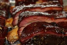 """Smoking Art / Many of the owners of a Lang BBQ Smoker have shared what we call """"smokin art""""."""