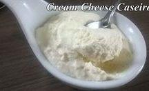 creme cheese e queijod