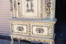 Painted furniture envy!