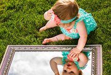Baby foto ideeën