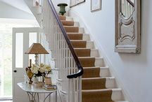 Stairway Ideas / by Mandy Wilson Gehman