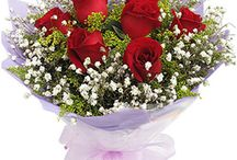 Send Flowers To China / Beautiful Fresh Flowers Arrangements By China Florist, Bouquet, Flowers Basket, In a Vase and more...