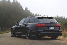 Audi A6 Avant Inspirations / Audi A6 Avant