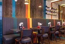 Restaurant dekor