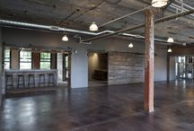 kitchen sisters / co-working kitchen space seattle + event space buildout + branding ideas