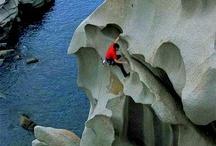 Rock Climbing / by Hannah Miller