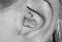 Heart Piercing & Tatoo's