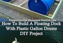 Bygg husbåt