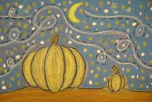 Fall Favorites / by Artsonia - Kid's Art Museum, Art Education Resource and Personalized Gifts