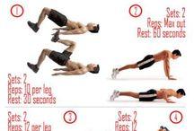 exercícios fisicos