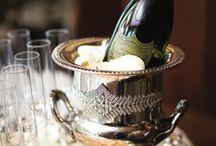 Champagne! tiny bubbles...