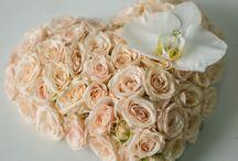 идеи подушечек для колец(свадьба)