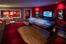 Summerfield Studios Birmingham / A new recording studio in Birmingham. State-of-the-art acoustic design, luxury interiors and great recording and mixing spaces.