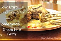 Low Carb Dinners / Awesome and easy gluten free low carb dinners.