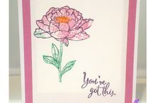 Stampin' Up! - You've Got This / Stampin' up stamp set and card design