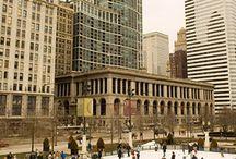 W I N T E R  / Snowy Chicago, Christmas & Birthday.  / by Robi Foli
