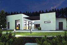 Talo / Inspiraatiota talon suunnitteluun