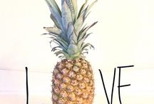 PINEAPPLES / Ananas / Everything about Pineapples...beddingsets, decoration and anything else with the cool fruit! Alles rund um die Ananas...Bettwäschen, Dekoration und vieles mehr mit der coolen Frucht!
