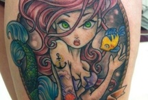Tattoos / by Tania-lynn Marie
