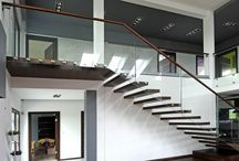 Floating Staircase by FIRST-FLOOR