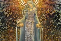 Emily Balivet mythological goddesses