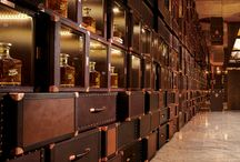cigars and bar / by AZ Atelier