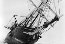 Ernest Shackleton articles