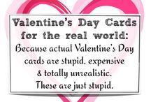 Valentine Cards for the Real World