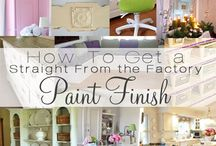 Painting Furniture / by Whitney Kelley