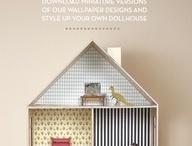 Dolls house refurb!