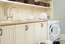 Laundry Room Ideas / by Doreen Cassotta