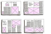 Editorial / Layout for magazines and the likes.
