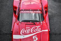 (Coca-Cola wrapped) Cars/Show-Car/Drift/Race/