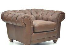 La-Z-Boy Leather Chair