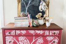 Great painted furniture pieces