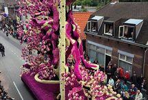 Parades & Festivals: Local & Worldwide / Floats, parades, festivals and general merriment