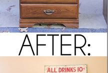 DIY Painted Furniture Ideas