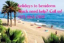 Holidays to Benidorm