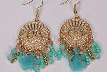 Ibiza style sieraden www.sieraden-an.nl / Hier vindt U een beknopt overzicht van de Ibiza-style sieraden die U kunt vinden in mijn webshop.