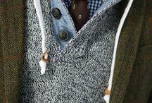 Men's Fashion / by Megan Bertke