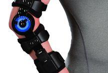 ROM Post Op Elbow Brace / Elbow Brace Arm Sling