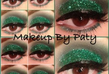 Paddy's Day make up