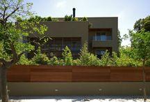 Urban contemporary Houses